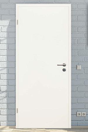 Zimmertüren in CPL Weiß