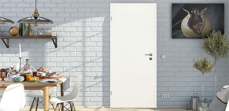 Innentüren / Zimmertüren CPL Weiss 9010