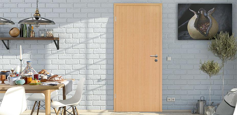 Zimmertüren in CPL Buche2