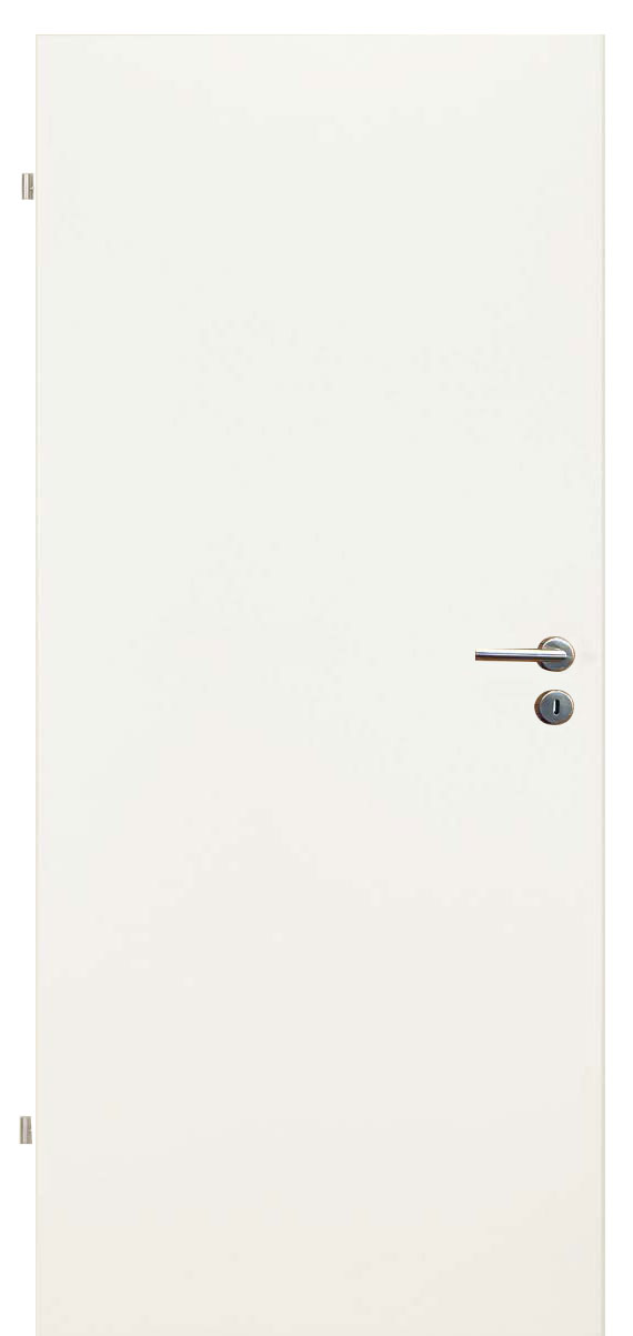 Zimmertüren in CPL Weiß 9010