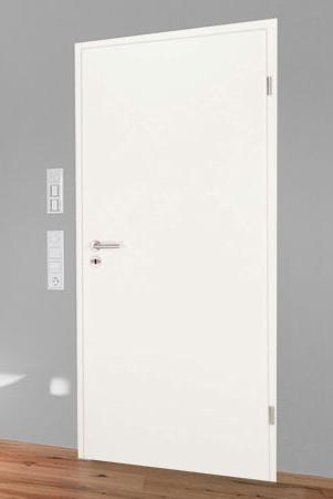 Innentüren in Weißlack 9010