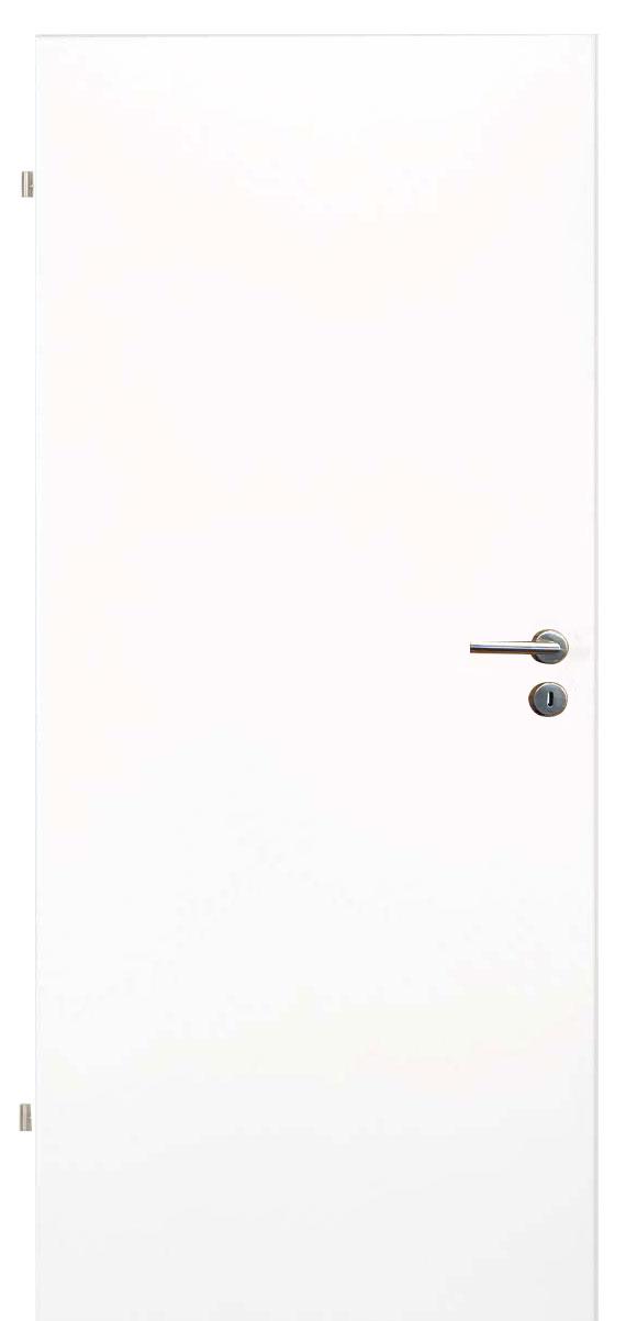 Zimmertüren in CPL Weiß 9016