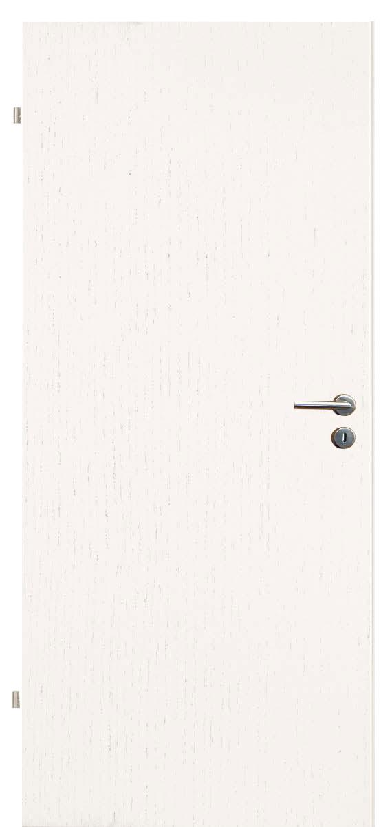 Zimmertüren in CPL Esche Weiß
