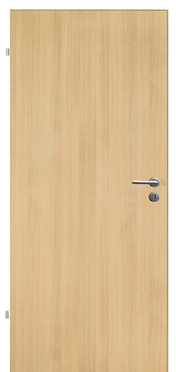 Zimmertüren in CPL Eiche Roheffekt